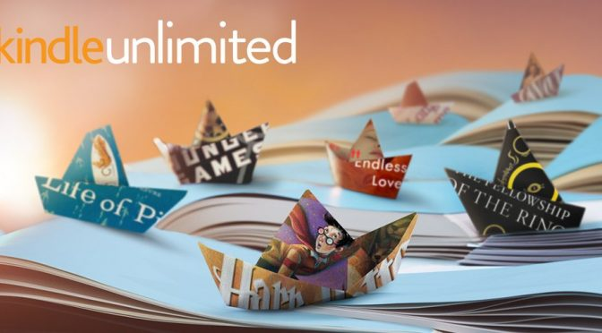 kindle unlimited はじめに