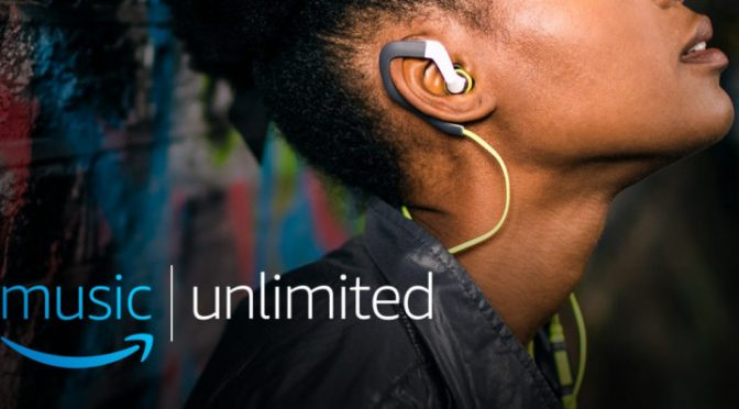 Amazon Music Unlimited はじめに