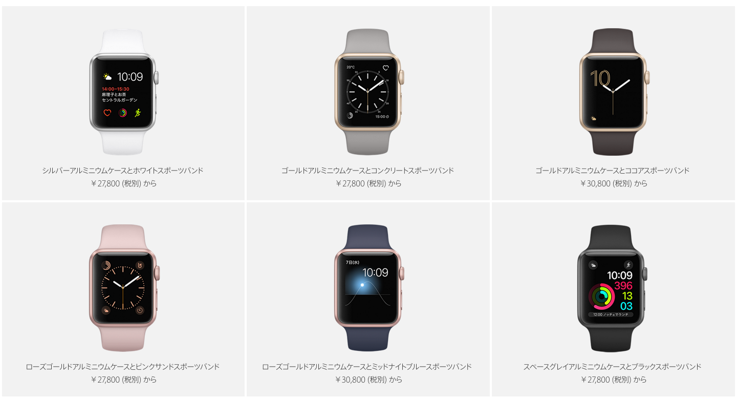 Apple 初売り apple watch
